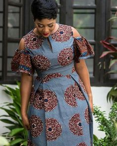 Check out these Latest Ankara Short Dresses We are Crushing On This Week. The Ankara dresses, flooding the street fashion these days are nothing less than African Fashion Ankara, Latest African Fashion Dresses, African Print Fashion, African American Fashion, Africa Fashion, Short African Dresses, African Print Dresses, Short Dresses, Vitenge Dresses