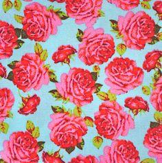 Fat Quarter Fabrics from Amsterdam.
