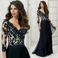 Our mother of the bride , or mother of the groom dresses ,are attractive… Gala Dresses, Nice Dresses, Formal Dresses, Mom Dress, Lace Dress, Beautiful Gowns, Beautiful Outfits, Night Gown Dress, Vestido Casual