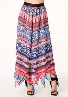 @bebestores Handkerchief Skirt