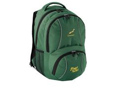 Springbok Championship Backpack - Springbok Branded Gear - IgnitionMarketing.co.za Rugby Gear, Branded Mugs, Womens Golf Shirts, Good To Great, Marketing Professional, African Culture, Selfie Stick, Team S, Ladies Golf