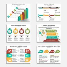 Cómo hacer Presentaciones en Power Point que Cautiven a tu Audiencia Slides Powerpoint, Free Powerpoint Presentations, Powerpoint Presentation Slides, Presentation Deck, Powerpoint Slide Designs, Brand Presentation, Powerpoint Design Templates, Power Point Presentation Tips, Mind Map Design
