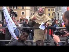 """Unioni gay, predicatore a Montecitorio: """"Lui più lui non è civile, bimbi..."""