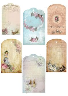 Lots of free printables for personal use. This link is to all of her freebies.