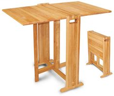 Fold-a-Way Table 30 Inches Tall