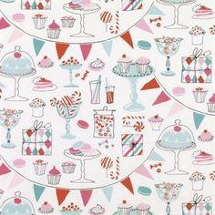 Le tissu Laurent, signé Sandberg, offre un design ludique et esthétique, parfait pour confectionner des rideaux. Il peut également être utilisé comme un bel accessoire de décoration dans la chambre d'enfant !