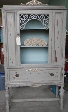 antiques refinished with chalk paint - Google Search