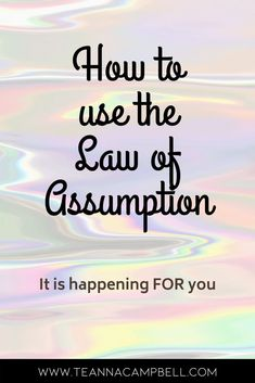 Use the Law Of Assumption to fuel your manifestations and materialize them even FASTER with this quick manifestation hack ;) | Manifestation | Law of Assumption | Law Of Attraction | LOA | Manifest | Neville Goddard | Specific Person | How to Manifest | Manifest Money | Manifest Business | Manifestation for Beginners | Manifestation Tips | Manifesting | Manifesting Methods | Manifesting Specific Person | Manifesting Money Law Of Attraction Money, Law Of Attraction Quotes, Manifestation Law Of Attraction, Law Of Attraction Affirmations, Wealth Affirmations, Positive Affirmations, The Secret Money, Neville Goddard Quotes, Daily Mantra