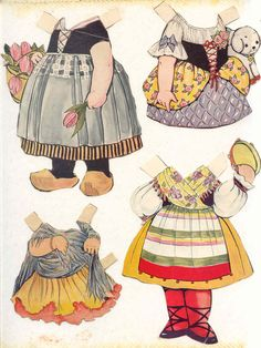 Dolly Dingle outfits 3