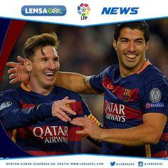 Berita Lensagol - Football News  Dikejar 2 Gol Barcelona di tahan Imbang Deportivo 2-2  Deportivo La Coruna sukses menyulitkan Barcelona di pekan ke-15 La Liga Spanyol. Sempat tertinggal dua gol Super Depor mampu mengakhiri pertandingan dengan skor imbang 2-2.  Bertanding di Stadion Camp Nou Sabtu (12/12/2015) Luis Suarez dan Messi yang ditemani Sandro Ramirez masih jadi ancaman serius bagi lini pertahanan Deportivo. Pergerakan ketiganya membuat bek tim tamu kewalahan di awal pertandingan…