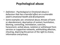 Emotional withholding definition