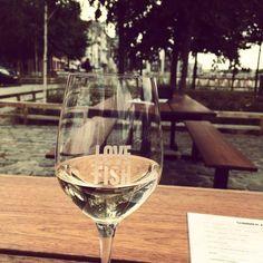 White Wine @ LoveFish
