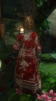 Houdini Splicer from Bioshock