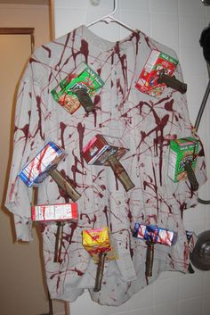 Coolest cereal killer costume cereal killer cereal killer costume cereal killer costume i made for my son ccuart Choice Image