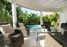 Enjoy your own private pool at the ACOYA Hotel Suites & Villas