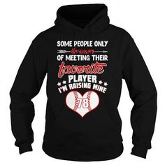 Im raising my baseball player 78 T-Shirts & Hoodies