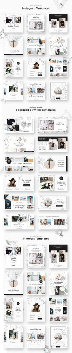 Triangles - Instagram Stories Pack by Evatheme Market on @creativemarket https://creativemarket.com/FiveGrains/1979790-The-Lunchbox.-Foodie-SocialMediaPack/screenshots/#screenshot11