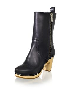 Swedish Hasbeens Women's Zip It Kassi Boot $199