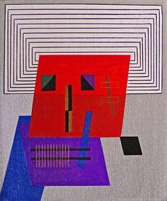 """Saatchi Art Artist Zero Diciassette; Painting, """"andy skullcandy"""" #art"""