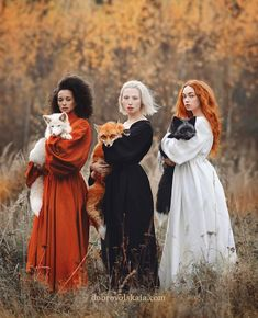 Moscow-based photographer Anastasiya Dobrovolskaya captures the diverse color of foxes in her stunning image, Autumn Equinox. Moscow-based photographer Anastasiya Dobrovolskaya captures the diverse color of foxes in her stunning image, Pretty People, Beautiful People, Animals Beautiful, Jolie Photo, Looks Cool, Pretty Pictures, Fall Pictures, Character Inspiration, Story Inspiration