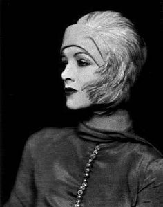 Myrna Loy in a fabulous feathered cloche