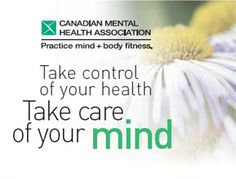 For more about your CMHA-sf branch, visit us at http://simonfraser.cmha.bc.ca/