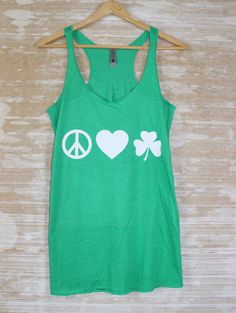 c948cc66 13 Best St. Patrick's Day Tees, Tanks and Sweatshirts images | St ...
