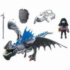 Buy Playmobil How to Train Your Dragon: Drago with Shield Dragon from Zavvi, the home of pop culture. Big Iguana, Dragon Armor, Casino Party Decorations, Bridesmaid Dress Colors, How Train Your Dragon, Travel Posters, Pet Toys, Art Drawings, Lion Sculpture