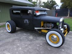 1931 ford rat rod Maintenance of old vehicles: the material for new cogs/casters/gears could be cast polyamide which I (Cast polyamide) can produce