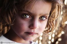 Little Angel - Rostro / Face / Portrait