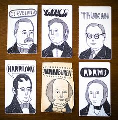 for the presidential historian art lover (my dad namely) and others that are most likely from VA