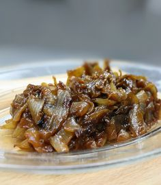 caramelised onions!
