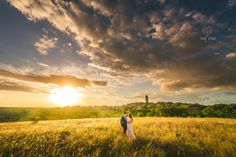 Katherine & Alex's Bok Tower Engagement Session - Worldwide & Local Wedding Photographers based in the Tampa, Florida area.