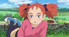 Аниме-фильм «Мэри и ведьмин цветок»