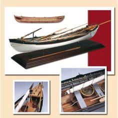 New Bedford Whaleboat (Baleniera) 1:16 Amati Model Ship Kit Wooden Ship Model Kits, Model Ship Kits, Model Ships, Boat Kits, New Bedford, Water Crafts, Ecommerce, Whale, Sailing