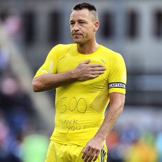 John Terry captain leader legend Chelsea fc