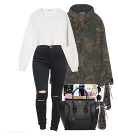 """""""Sans titre #431"""" by fxckoups ❤ liked on Polyvore featuring adidas Originals, Topshop and Rebecca Minkoff"""