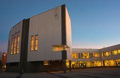 Alvar Aalto y la arquitectura de Rovaniemi - Visita Rovaniemi