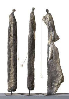 Yolande Biver: Sculptures 2007-2008