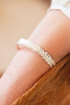 NEWONE-SHOP.COM I  #feather #bracelet
