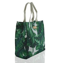 Riviera Tote - India Hicks. Perfect tropical travel bag to carry all of my vacation reads!