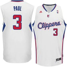 c79f3a753 Buy Chris Paul Los Angeles Clippers Revolution 30 Swingman Home White Jersey  from Reliable Chris Paul Los Angeles Clippers Revolution 30 Swingman Home  White ...