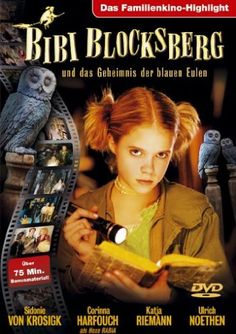 Translated from German: Bibi Blocksberg en het geheim van de blauwe uilen
