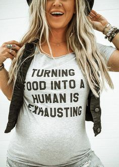 Pin By Tayler Coffee On T Shirt Designing In 2020 Pregnant Mom Pumping Moms Pregnant