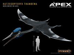 Hatzegopteryx thambema by Herschel-Hoffmeyer on DeviantArt