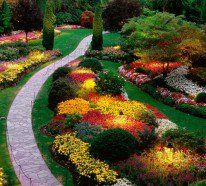 Das War Einmal Ein Kleiner Kiesparkplatz, Den Wir Vergrössert ... Grundprinzipien Des Gartendesigns