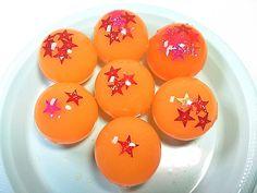 How To Make Dragon Ball 7 Stars Crystal Ball Jelly Pudding 드래곤볼 칠성구 젤리 푸...