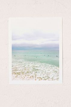 Slide View: 1: Tessa Neustadt Pacific Art Print
