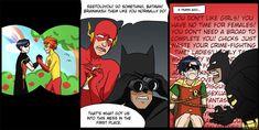 robin 1, batman OVER 9000 by Go-Devil-Dante.deviantart.com on @deviantART