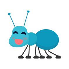 "Ants are ""small"" - Adjectives in English #adjectivestodescribepeople #adjectivesinenglish #adjetivoseningles #adjectivesforkindergarden #adjectivesforkids #positiveadjectives #englishforkids #learningenglish"